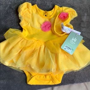 Disney  Princess Belle Infant Dress